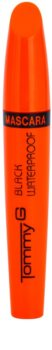 Tommy G Eye Make-Up Super Color voděodolná řasenka pro objem a zahuštění řas