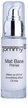Tommy G Face Make-Up fond de ten lichid cu efect matifiant