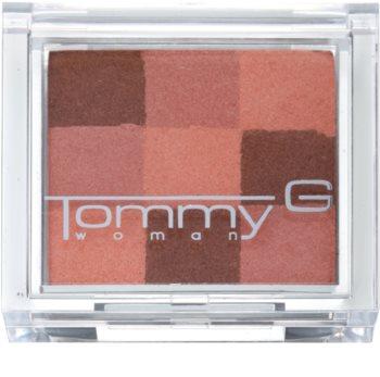 Tommy G Face Make-Up kompaktni bronz puder