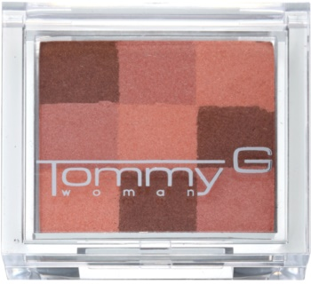 Tommy G Face Make-Up pudra compacta pentru bronzat