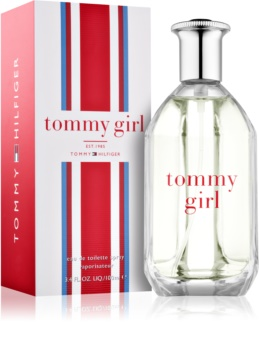 Tommy Hilfiger Tommy Girl Eau de Toilette para mulheres 100 ml