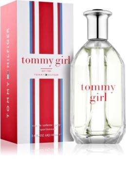 Tommy Hilfiger Tommy Girl toaletní voda pro ženy 100 ml