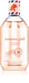 Tommy Hilfiger Tommy Girl Weekend Getaway toaletní voda pro ženy 100 ml