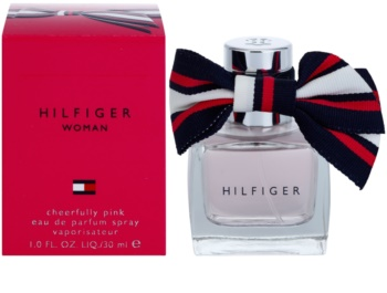 Tommy Hilfiger Cheerfully Pink Eau de Parfum para mulheres 30 ml