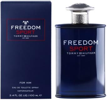 Tommy Hilfiger Freedom Sport Eau de Toilette for Men 100 ml