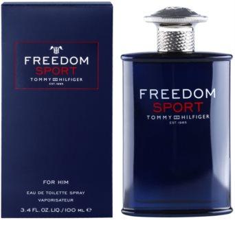 Tommy Hilfiger Freedom Sport eau de toilette pentru barbati 100 ml
