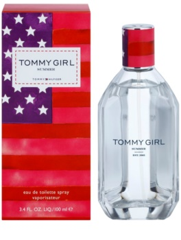 Tommy Hilfiger Tommy Girl Summer 2016 Eau de Toilette Für Damen 100 ml