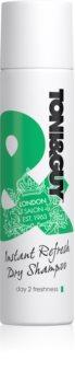 TONI&GUY Instant Refresh shampooing sec rafraîchissant