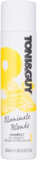 TONI&GUY Cleanse Shampoo for Blonde Hair