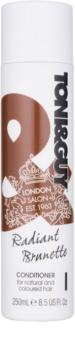TONI&GUY Nourish кондиціонер для волосся коричневих відтінків