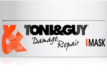 TONI&GUY Damage Repair megújító maszk a károsult hajra