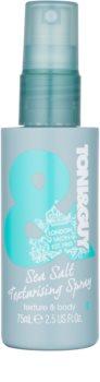 TONI&GUY Casual stylingový sprej s mořskou solí