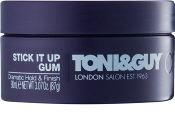 TONI&GUY Creative extra tužící gel na vlasy