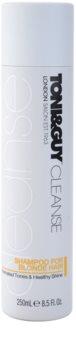 TONI&GUY Cleanse šampón pre blond vlasy