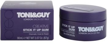 TONI&GUY Creative extra spevňujúci gél na vlasy