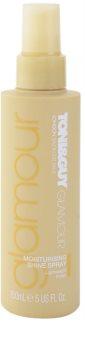 TONI&GUY Glamour hydratační sprej pro lesk