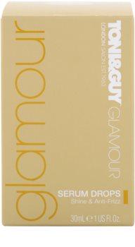 TONI&GUY Glamour serum za lase za sijaj