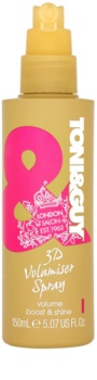 TONI&GUY Glamour spray capilar para volume e brilho