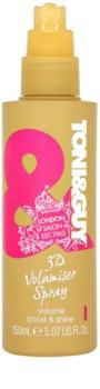 TONI&GUY Glamour spray per capelli per volume e brillantezza
