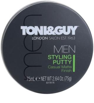 TONI&GUY Men hajwax matt hatásért