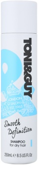 TONI&GUY Smooth Definition Smoothing Shampoo For Dry And Unruly Hair