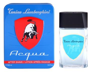 Tonino Lamborghini Acqua loción after shave para hombre 100 ml