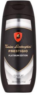 Tonino Lamborghini Prestigio Platinum Edition gel de dus pentru bărbați 200 ml