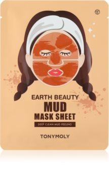 TONYMOLY Earth Beauty Mud maschera esfoliante viso