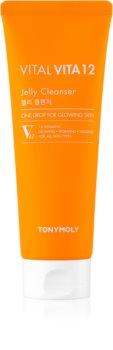 TONYMOLY Vital Vita 12 gel za čišćenje s vitaminima