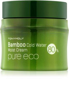 TONYMOLY Bamboo Pure Eco Hydraterende Crème met Verkoelende Werking