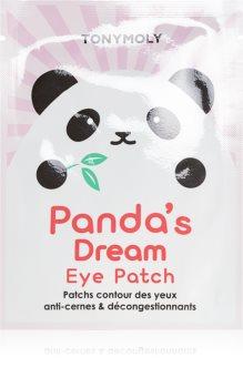 TONYMOLY Panda's Dream aufhellende Hautmaske für die Augen