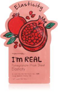 TONYMOLY I'm REAL Pomegranate Arkmask För härdning