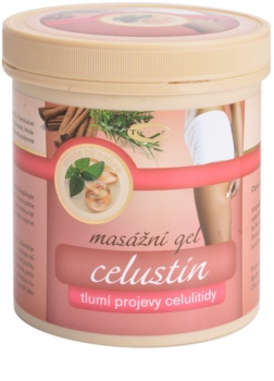 Topvet Celustin Massage Gel Dampening The Appearance Of Cellulite