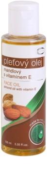 Topvet Face Care aceite de almendras con vitamina E