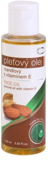 Topvet Face Care Almond Oil with Vitamine E