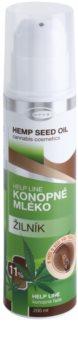 Topvet Hemp Seed Oil konopné  mléko pro těžké a unavené nohy