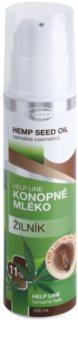 Topvet Hemp Seed Oil lapte de canepa pentru picioare grele si obosite