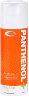 Topvet Panthenol + leite corporal apaziguador