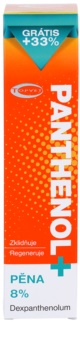 Topvet Panthenol + zklidňující tělová pěna po opalování