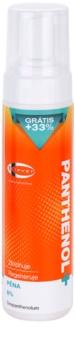 Topvet Panthenol + spuma calmanta de corp dupa expunerea la soare