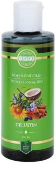 Topvet Professional Bio masážní olej celustin
