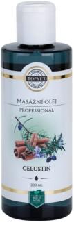 Topvet Professional masážní olej celustin