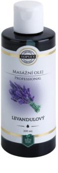 Topvet Professional óleo de massagem