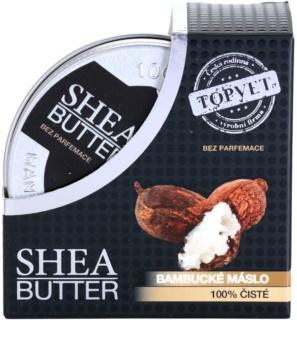 Topvet Shea Butter karitejevo maslo brez dišav