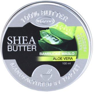 Topvet Shea Butter manteiga de karité com aloe vera