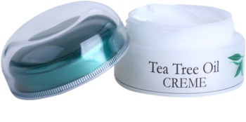 Topvet Tea Tree Oil Creme für problematische Haut, Akne