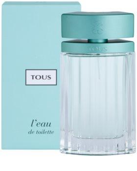 Tous L'Eau Eau De Toilette Eau de Toilette für Damen 50 ml