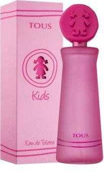 Tous Kids Girl toaletní voda pro děti 100 ml