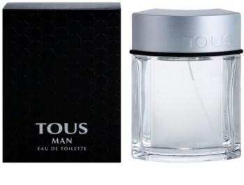 Tous Man Eau de Toilette for Men 100 ml