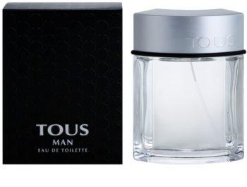Tous Man Eau de Toilette para homens 100 ml